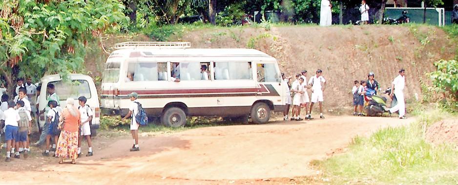 Call to enforce school van laws after innocent's death