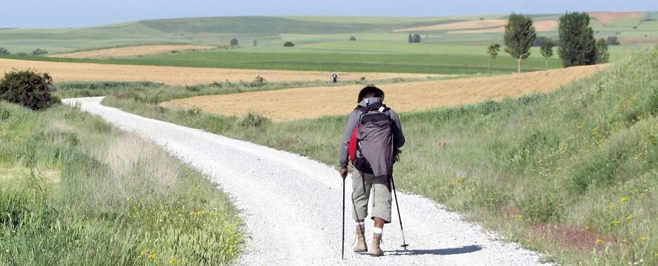Long walk to camaraderie