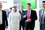 Local firm  Atom opens showroom in Dubai