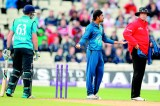 Bent arms and the spirit of cricket
