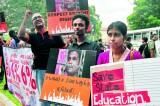 Ruhuna University undergrads to continue agitating for reopening of their campus