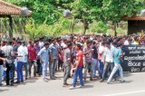 Ruhuna Uni undergrads to continue agitating for reopening of their campus