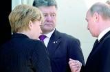 D-Day spirit: France, Germany bring together Russia, Ukraine leaders