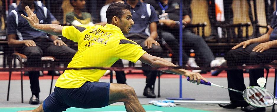 Anand Pawar beats Dinuka  Karunaratne to Men's final