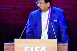 Lankan in luck's way with FIFA