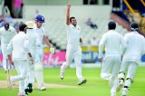 Sri Lankans hit back with second new ball