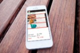 Rocco's own mobile app for quick pizzas and more