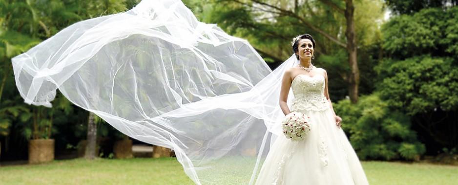 Sandun's exhibition of brides