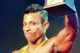 Lankans show their muscles at Mr. Asia contest