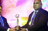 IPM Lifetime Gold Award for  Dr. Ajantha Dharmasiri
