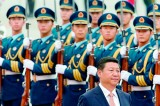 China's Xi calls for stronger frontier defences: Xinhua