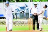 Madura Jayasena's century in vain