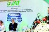 JAT Holdings to build 'Training and Simulation Centre' to reduce maternal deaths