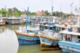 The coastal city of Negombo