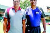 Rajiva and Jerad  for Asian Masters