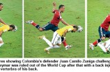 Brazil to clash with Germany in Semis