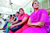 Trapped Indian nurses on way home from Iraq