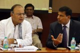 """India finance minister UFO Facebook post angers """"common men"""""""