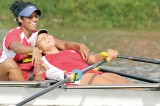 Rowing in style
