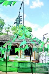 The Kataragama Mosque & Shrine