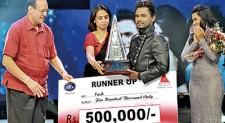 Gayan wins Sirasa Super Star finale