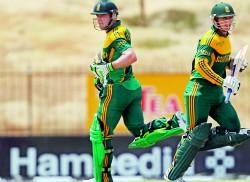 Proteas gag the Lankans to take series decider