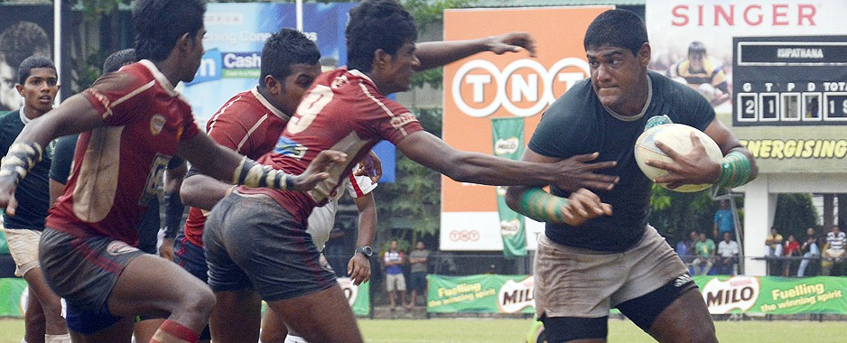 A blockbuster in the offing at Royal Sports Complex