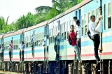 Accidents, derailments don't deter train travellers