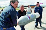 Russia test launches first new space rocket since Soviet era