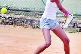 Anika wins Girls U-12 singles final