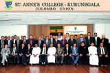 St. Anne's College, Kurunegala-Colombo Union Executive Committee