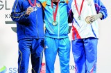 Sudesh Peiris elated with his weightlifting 'Silver'