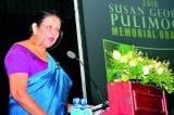 Susan George Pulimood Oration
