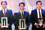 Aravinda, Ravi and Thushara get PIMA Platinum Honours