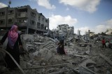Gaza toll mounts as fragile 12-hour truce takes hold