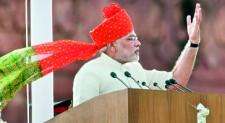 Modi: India must build defences so none dares cast 'evil eye'