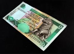 Sri Lanka's 10 rupee notes no more