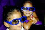 3D glasses health hazard