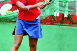 Amritha sails into record books