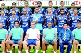Lankan footballers off to Seychelles