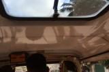 Sunroof in a 'tuk'