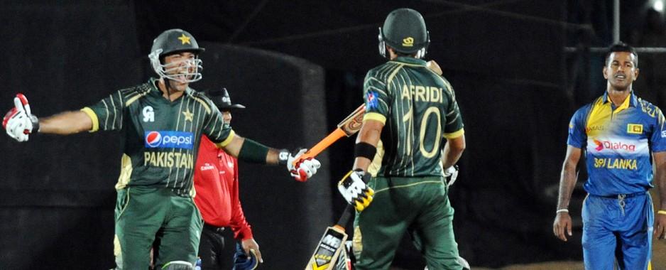 Maqsood, Alam script  thrilling win for Pakistan