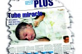 'Miracle' birth of a sibling set  him on his future course