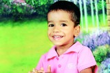 This toddler needs help for operation