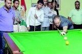 """""""King of Billiards"""" Russell to fine tune local cueists"""