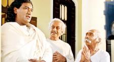 Cinematic revival of Buddhist revivalist