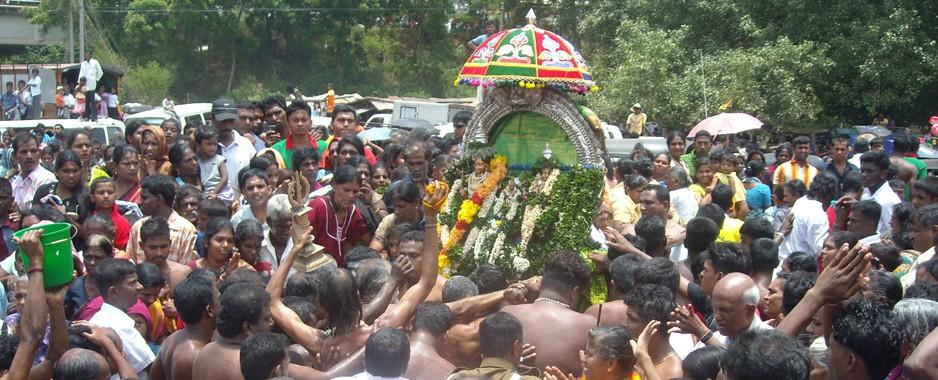 Munneswaram festival sans animal sacrifice