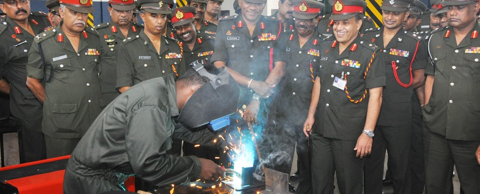 Sri Lanka Army to produce its own steel needs