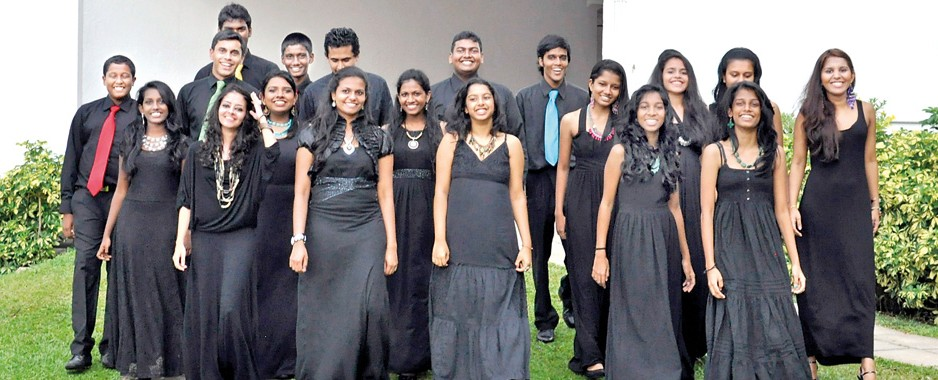 A dazzling mix of choral styles