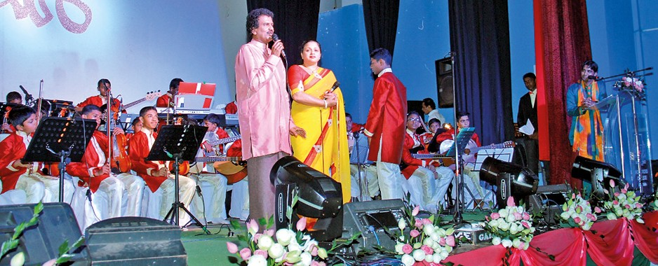 'Thambara Sara' staged with a great success
